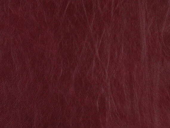 Veneto Oxblood Hide, red leather, red hide
