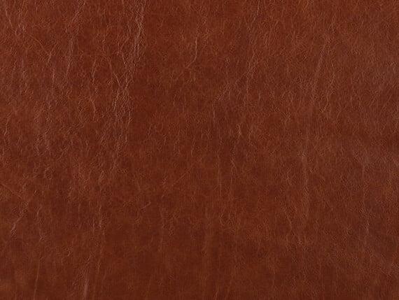 veneto rust fabric, rust leather fabric, rust hide fabric