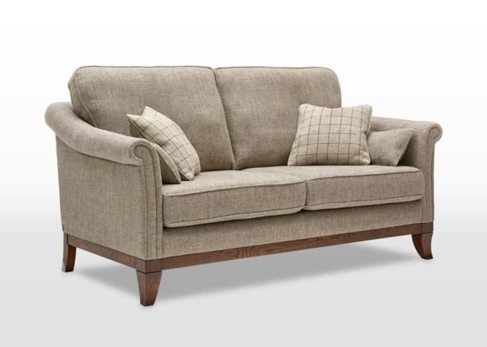 Weybourne medium sofa angled