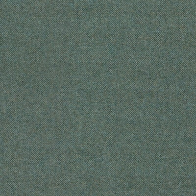 herringbone upholstery fabric, teal herringbone