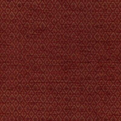 Benjamina Diamond Ruby fabric, red upholstery fabric