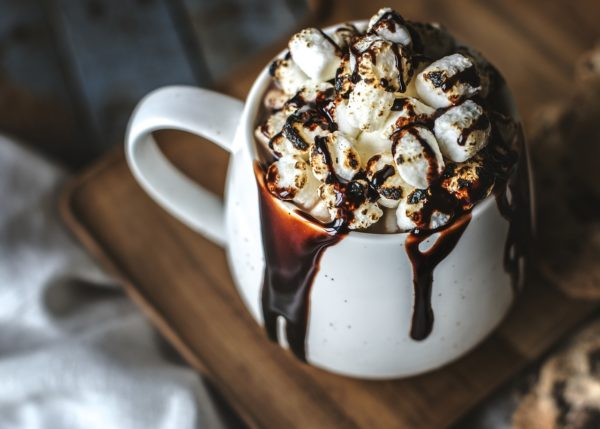 Autumn Evening Hot Chocolate