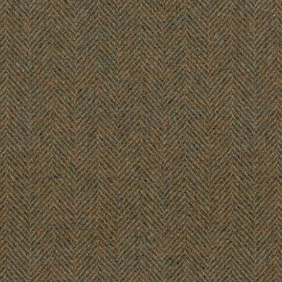 Herringbone Bronze fabric, herringbone fabric, brown upholstery fabric