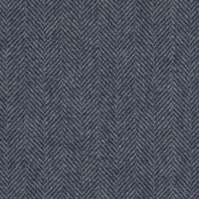 Herringbone Indigo fabric, herringbone fabric