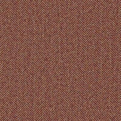 Herringbone Mulberry fabric, blush upholstery fabric