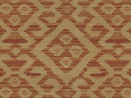 Kerala Rust fabric,