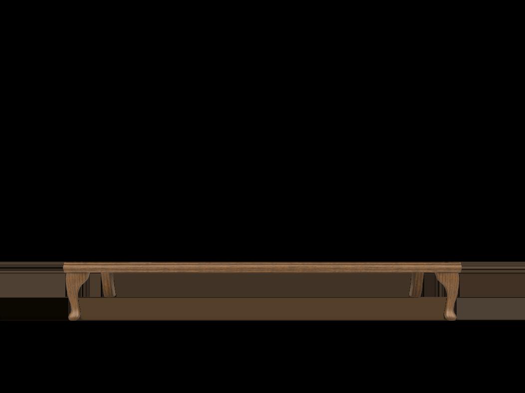Light Oak Traditional Full 55