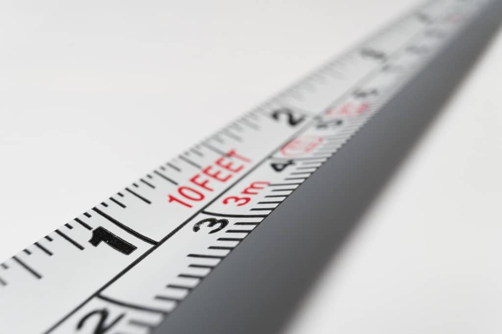 Room Plan Tape Measure