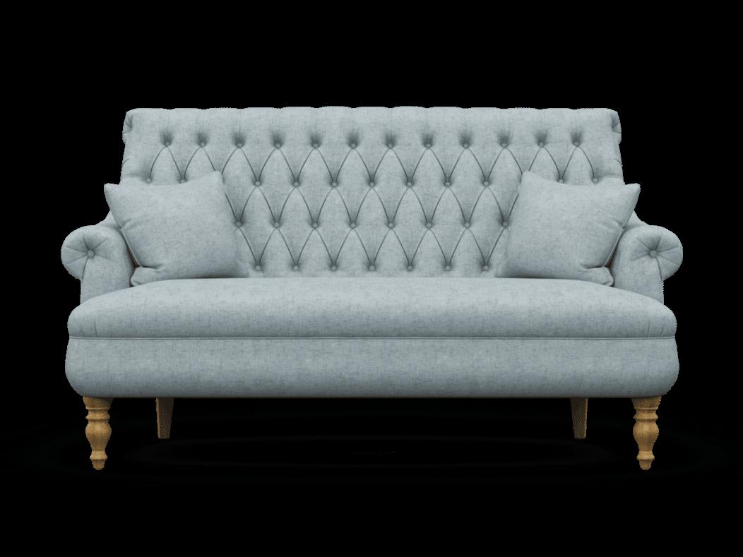 Pickering Compact 3 Seater Sofa Arctic