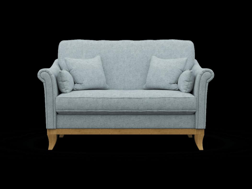 Weybourne Compact 2 Seater Sofa Arctic